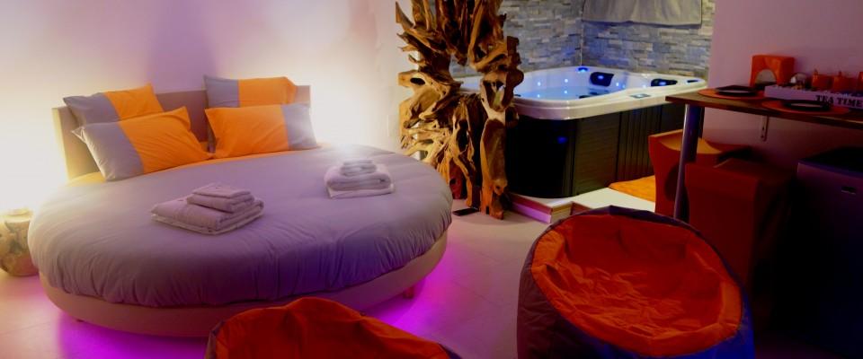 Domaine de la besnerie chambres d 39 h tes et g tes 10 for Hotel saint malo jacuzzi chambre